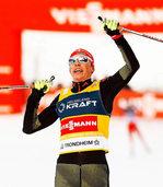 Frenzel gewinnt Weltcup in Trondheim, Rie�le nur 25.
