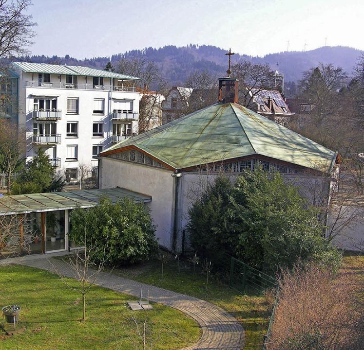 Die Kapelle, in dem das Göser-Bild hing, stammte aus den 1950er Jahren.  | Foto: stiftungsverwaltung