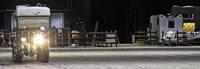 Für die Baden Classics bereiten Spezialisten die Messe in Offenburg vor