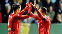 Bayern und Berliner im Halbfinale
