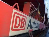 Autozug in L�rrach: Schon im Oktober ist Schluss