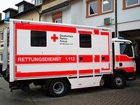 Neuer Rettungswagen schafft auch 300-Kilo-Patienten