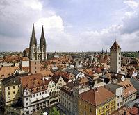 Mittelalter-Manhattan mitten in Bayern