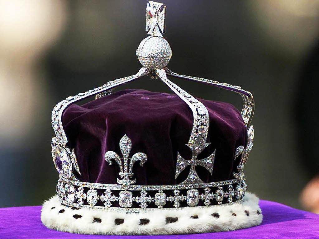 Internationaler zwist um einen legend ren diamanten for Englisch krone