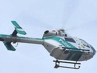 Einbr�che: Fahndung mit Hubschrauber