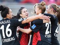 Frauen des SC Freiburg besiegen Turbine Potsdam mit 2:0