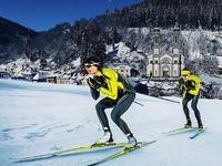 Stadtmitte als Skistadion: Langlauf-Spektakel in Todtnau