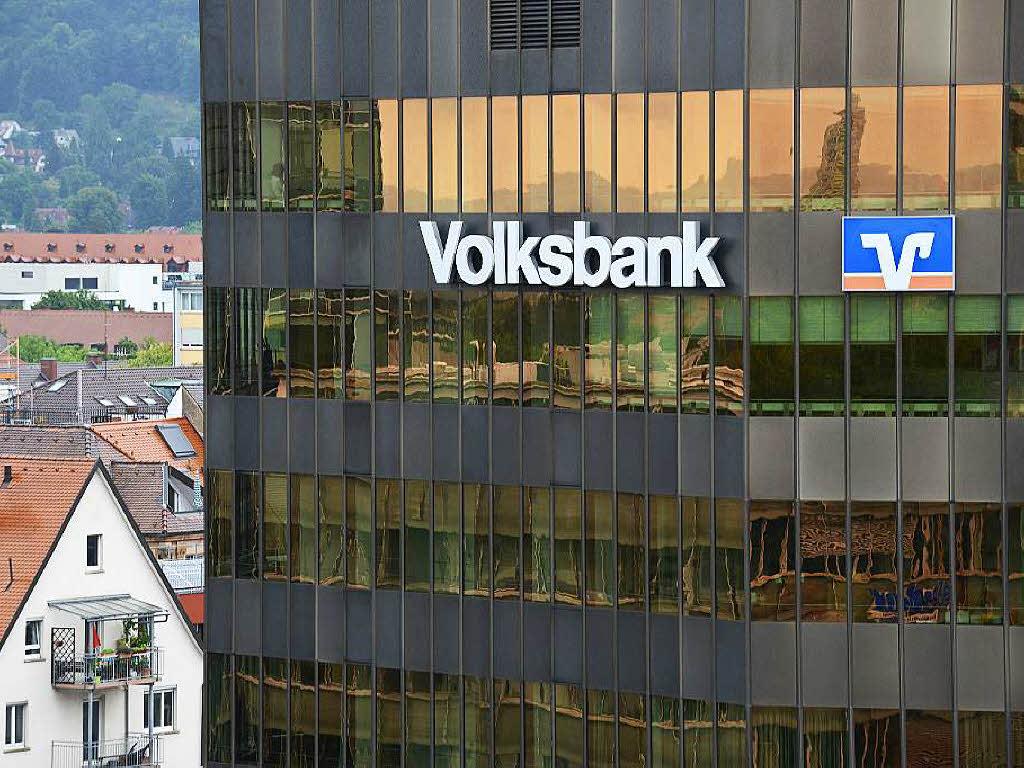 volksbank freiburg macht vier filialen dicht wirtschaft. Black Bedroom Furniture Sets. Home Design Ideas