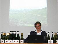 Markgr�fler Wein mundet franz�sischen Weinexperten