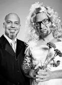 """Comedy-Duo """"Mundstuhl"""" in M�llheim"""