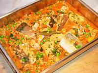 Schnell zubereitet: So geht die Ruck-Zuck-Fischpaella