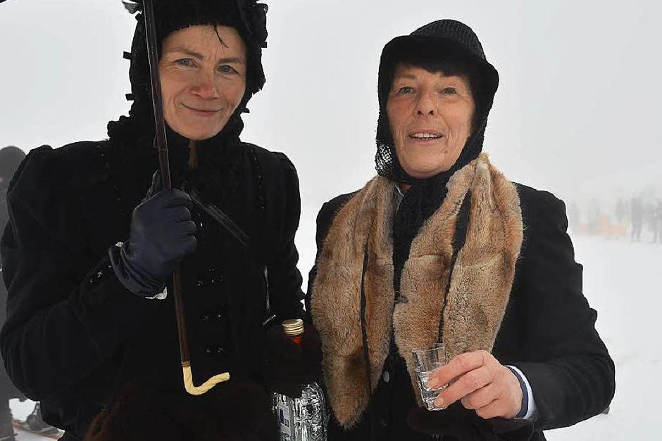 125 Jahre Skilauf im Schwarzwald. (Foto: Tanja Bury)