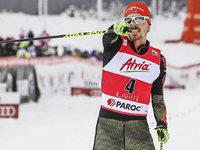 Fabian Rie�le gewinnt im Einzel und im Teamsprint