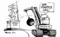 Sächsisches Abrissunternehmen