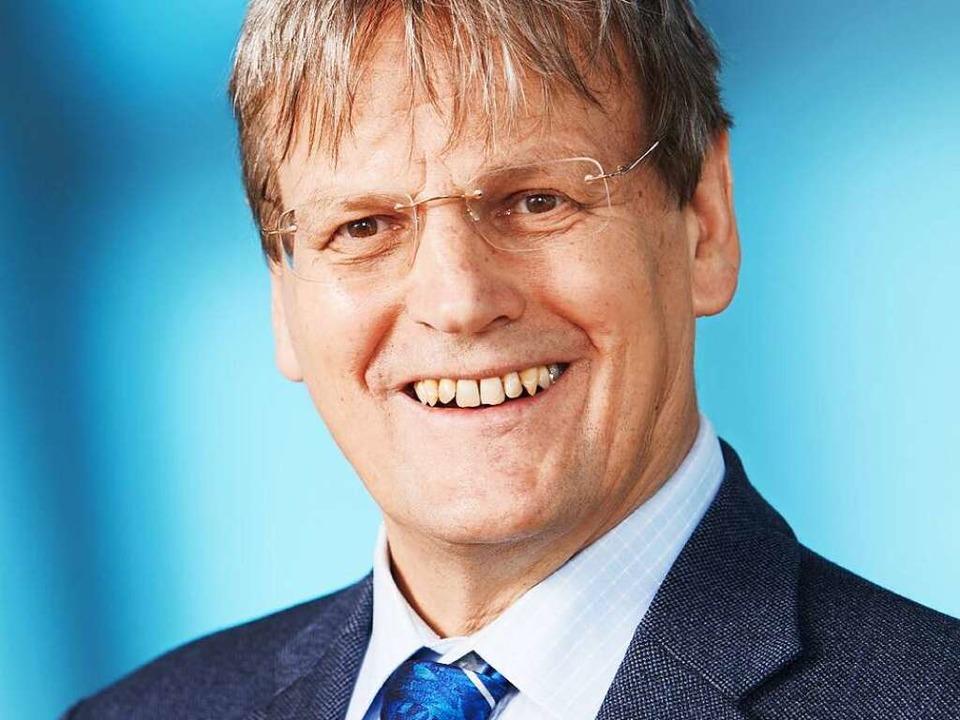 FDP-Landtagskandidat Eicke Weber   | Foto: Privat