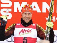 Rydzek gewinnt Weltcup in Kuopio, Rie�le wird F�nfter
