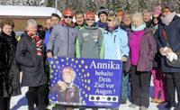 Annika Knoll geht zuversichtlich bei der EM an den Start