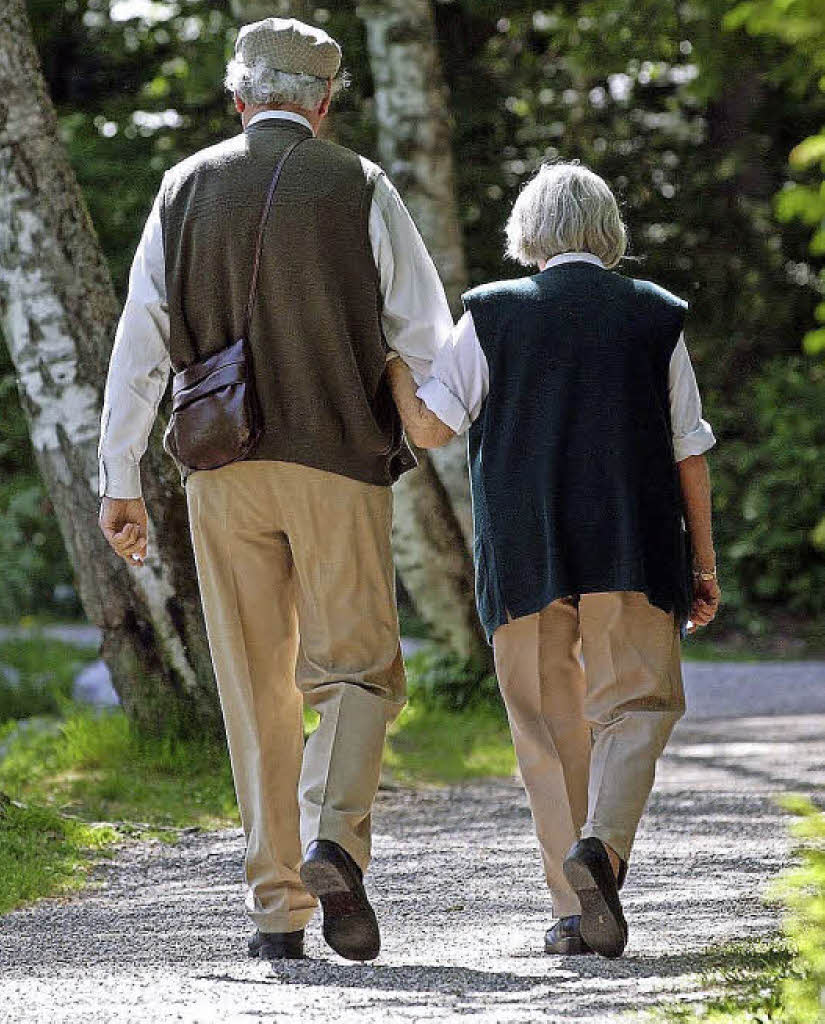Panorama: Schweden: Ältere Menschen suchen häufiger im Internet nach ...