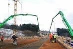 Fotos: Autobahnbaustelle zwischen Nollingen und Minseln