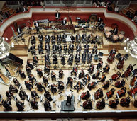 Das Sinfonieorchester Basel geht auf Reisen