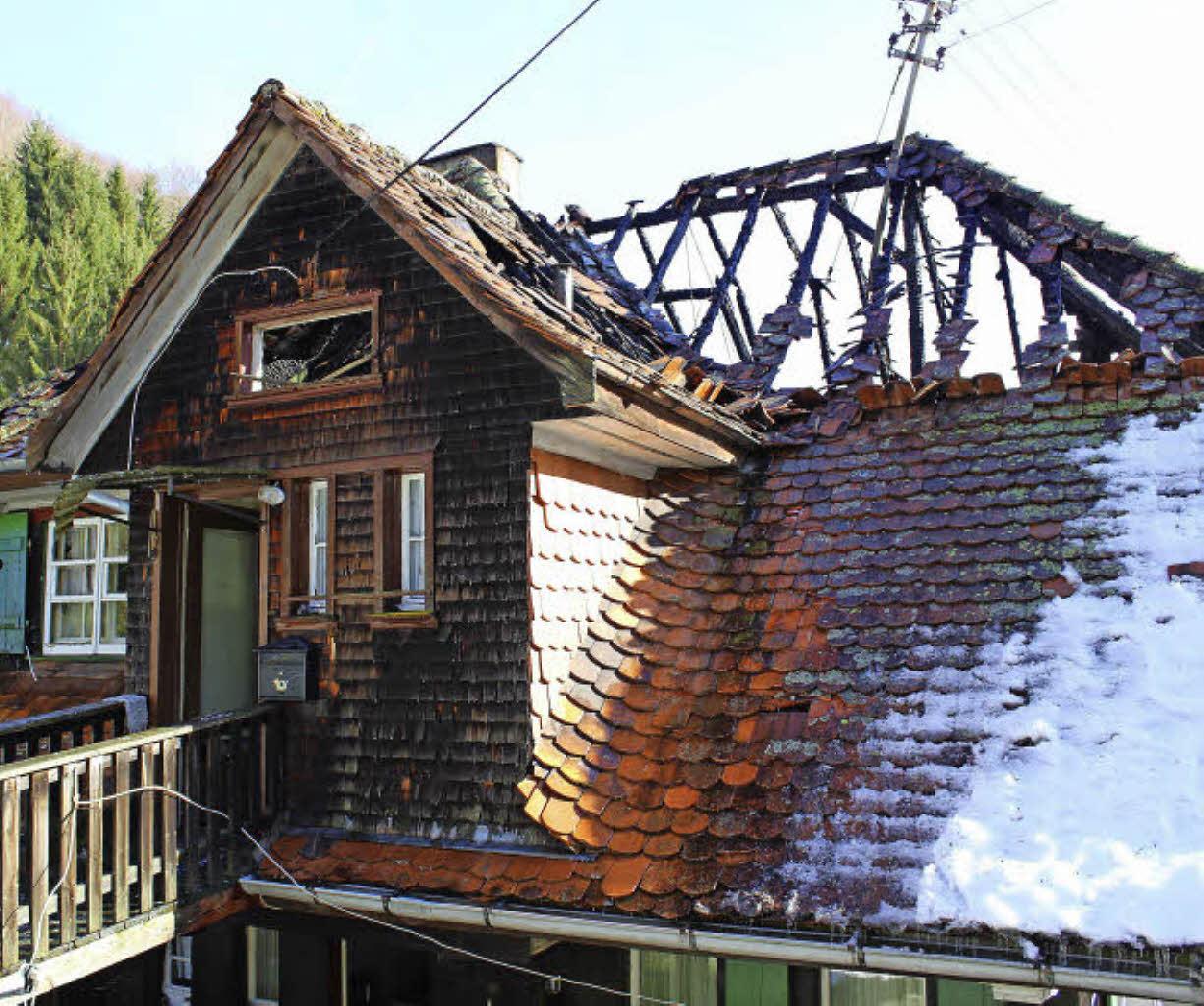 ein mann stirbt im brennenden haus oberried badische zeitung. Black Bedroom Furniture Sets. Home Design Ideas