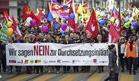 Nordwestschweizer sind für zweite Gotthard-Röhre