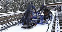 Blitzsaubere Spur f�r Neustadts Skisprung-Weltcup