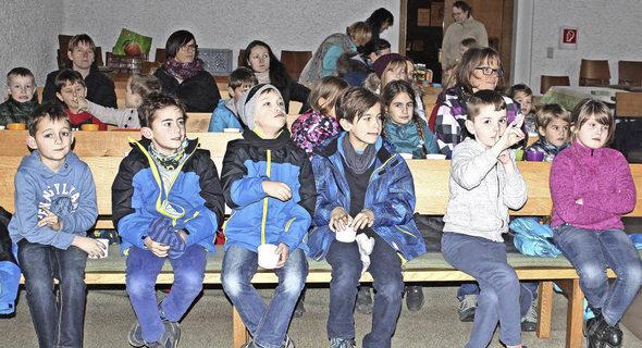Schwanau Kino In Der Kirche In Wittenweier Badische