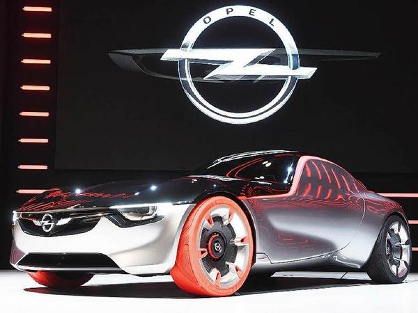 Der nächste Opel GT könnte so aussehen.