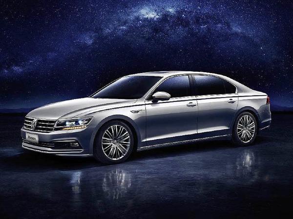 Der VW Phideon ist nur für den chinesischen Markt bestimmt.