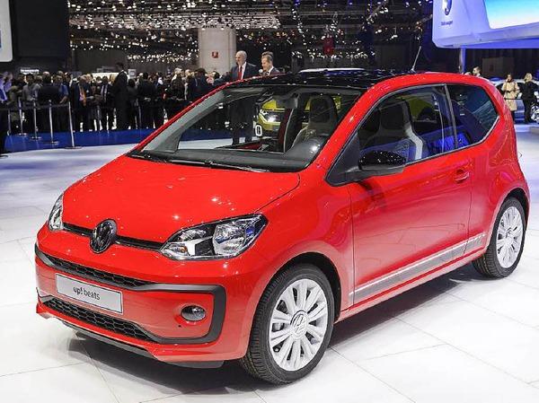 Der neue VW Up