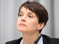 Frauke Petry: Auch in Oberkirch nicht erw�nscht