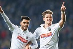 Fotos: SC Freiburg gewinnt in Bielefeld mit 4:1