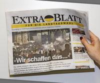 WIR �BER UNS: Wahlhilfe f�r die AfD?