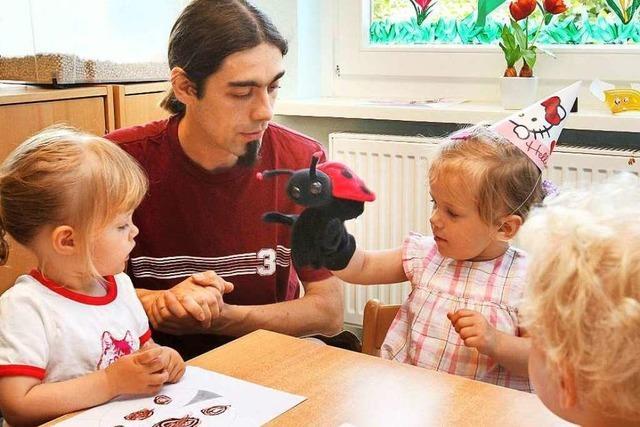 Baden-Württemberg fördert Umschulung zum Erzieher