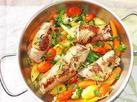 Involtini: K�stliches Essen f�r die Feiertage