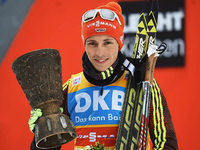 Eric Frenzel gewinnt in Schonach nach Protest