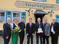 """""""Hieronymus"""" schenkt seit mehr als 200 Jahren Bier aus"""