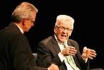 Fotos: Winfried Kretschmann beim BZ-Dialog in Lahr