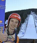 Skispringer Andreas Wank vom SC Hinterzarten im Interview