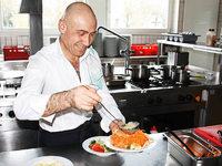 Orhan Kizil ist neuer P�chter des Restaurants im Kurhaus