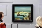 Fotos: Die neue Lichtanlage im Museum f�r Neue Kunst