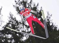 Johann Forfang gewinnt ersten Weltcup in Titisee-Neustadt