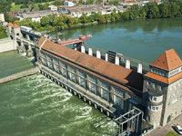 Wasserkraftwerke am Hochrhein stehen zeitweise still