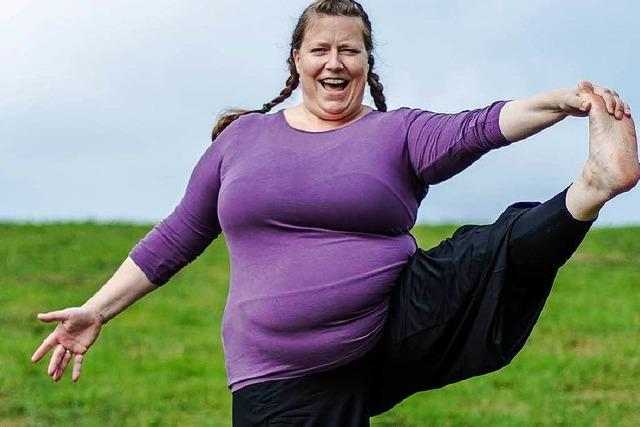 Wie Übergewichtige Spaß am Sport finden können