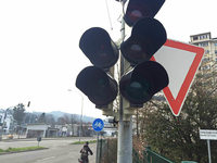 Die schlimmste Kreuzung Freiburgs macht Menschen irre