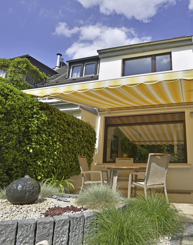 Die Hitze Nicht Reinlassen Haus Garten Badische Zeitung