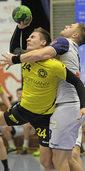 Schmerzhafte Niederlage f�r die SG-Handballer