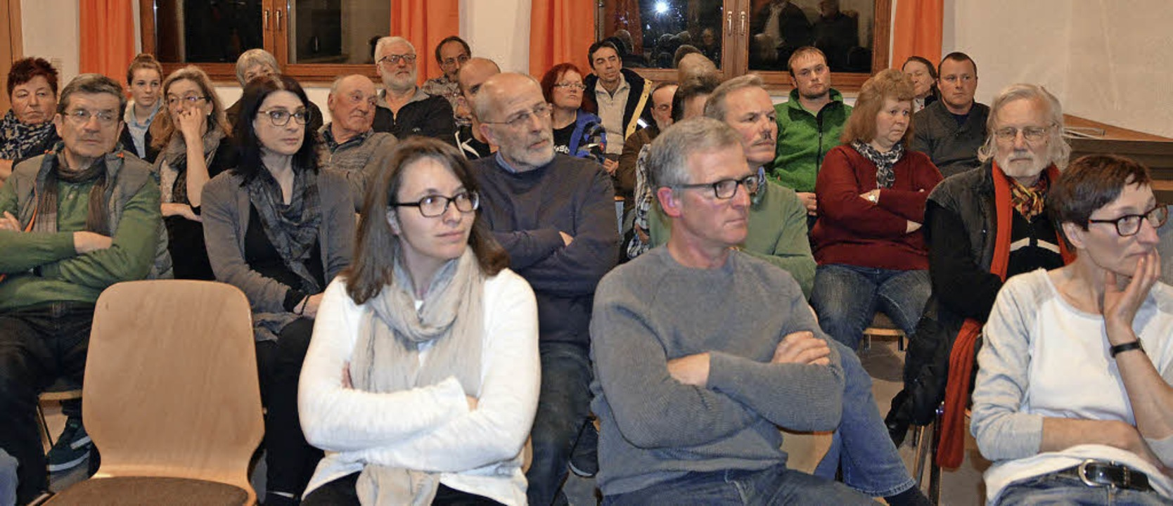 Nicht nur Bürgerinnen und Bürger aus B...ntwässerungsmaßnahmen zu informieren.   | Foto: Kühnemund