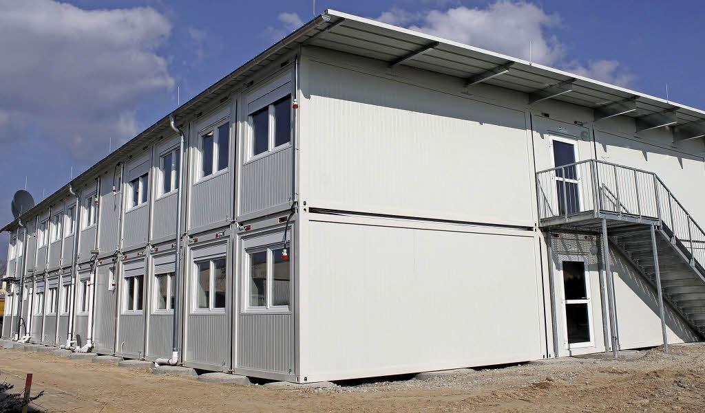 Container in riegel und malterdingen im bau kreis for Smart haus wohncontainer